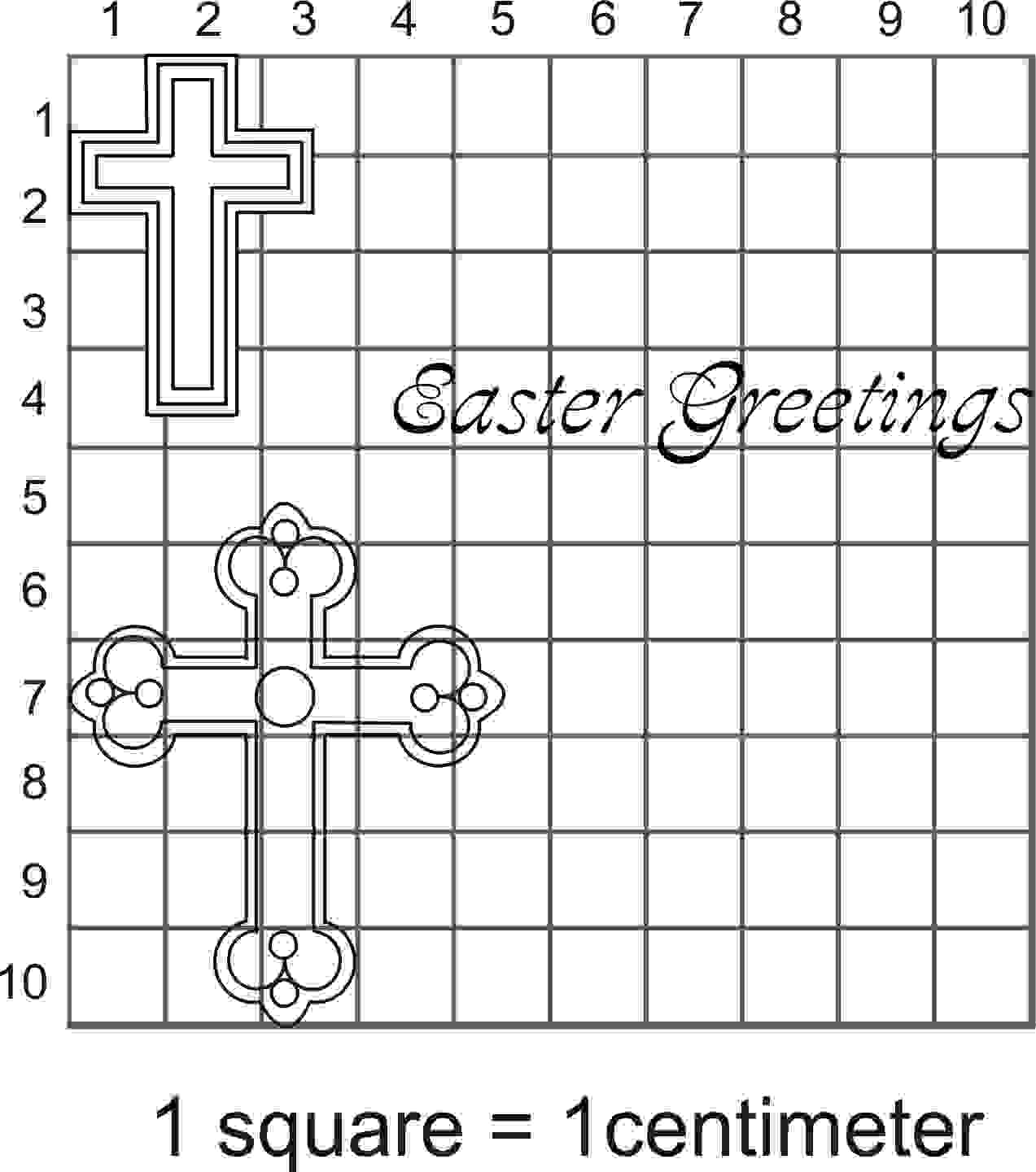 ES-CL-04 Easter Cross & Lily